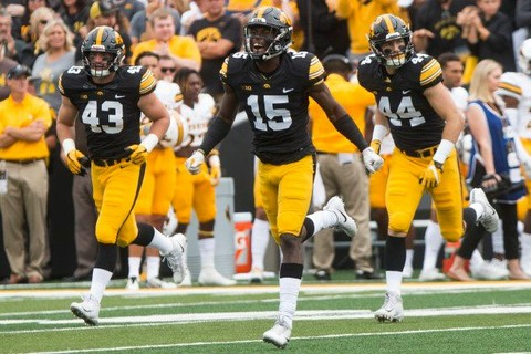 Hawkeyes finish Strong at the NFL Combine